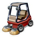 road-sweeper-icon
